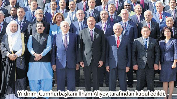 'Yukarı Karabağ Azerbaycan'ındır'