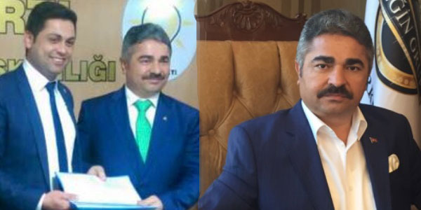 Eğin, AK Parti'den aday adaylığını açıkladı