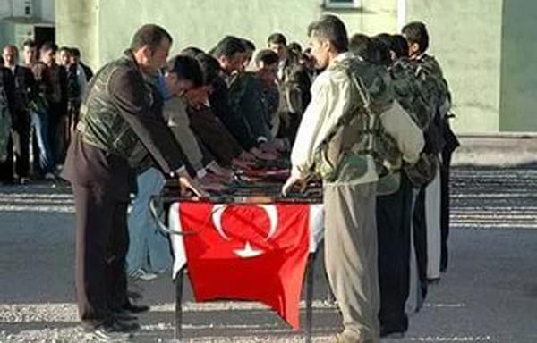 10 bin Yeni Köy Korucusu Alınacak