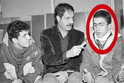 Yaralı PKK'lı Solhanlı