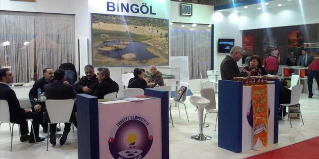 Bingöl, Emitt Fuarı'nda Tanıtıldı