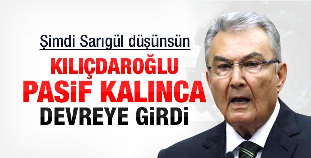 Deniz Baykal'dan AK Parti-Cemaat gerilimi açıklaması
