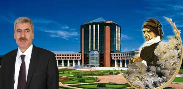 """Taş: """"İnşallah Said Nursi Üniversitesi de kurulur"""""""