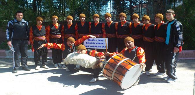 Genç Gençlik Merkezi Türkiye finalinde