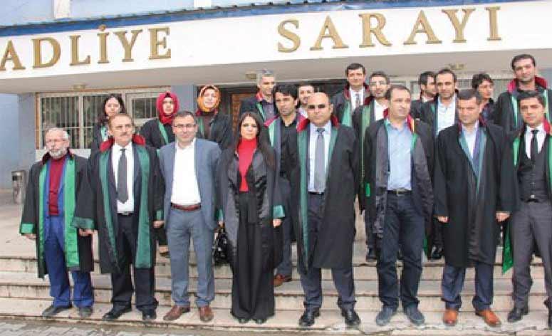 Avukatlar, Savcı Kiraz'a yönelik saldırıyı kınadı