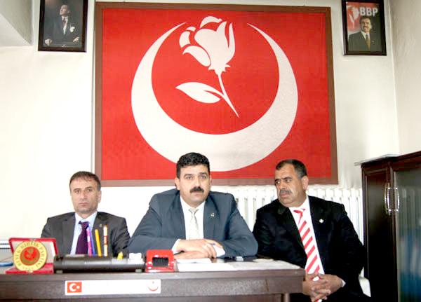 """Ekici: """"Yazıcıoğlu, Ergenekoncu yapıya karşı dik durmuştur"""""""