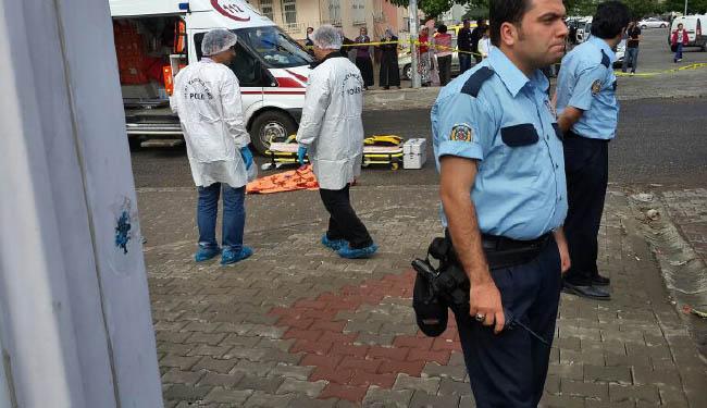 Karşıyaka'da yürek burkan kaza!