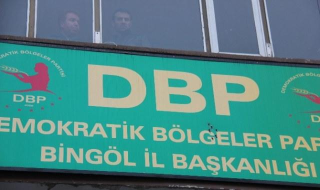 DBP'ye Silahlı Saldırı