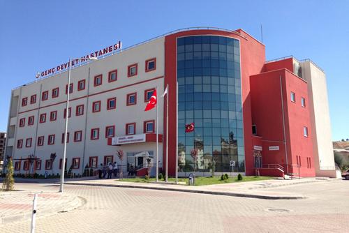 Hastane modernleşiyor