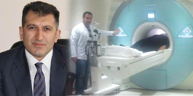 Bingöl Devlet Hastanesi'ne Yeni MRI cihazı