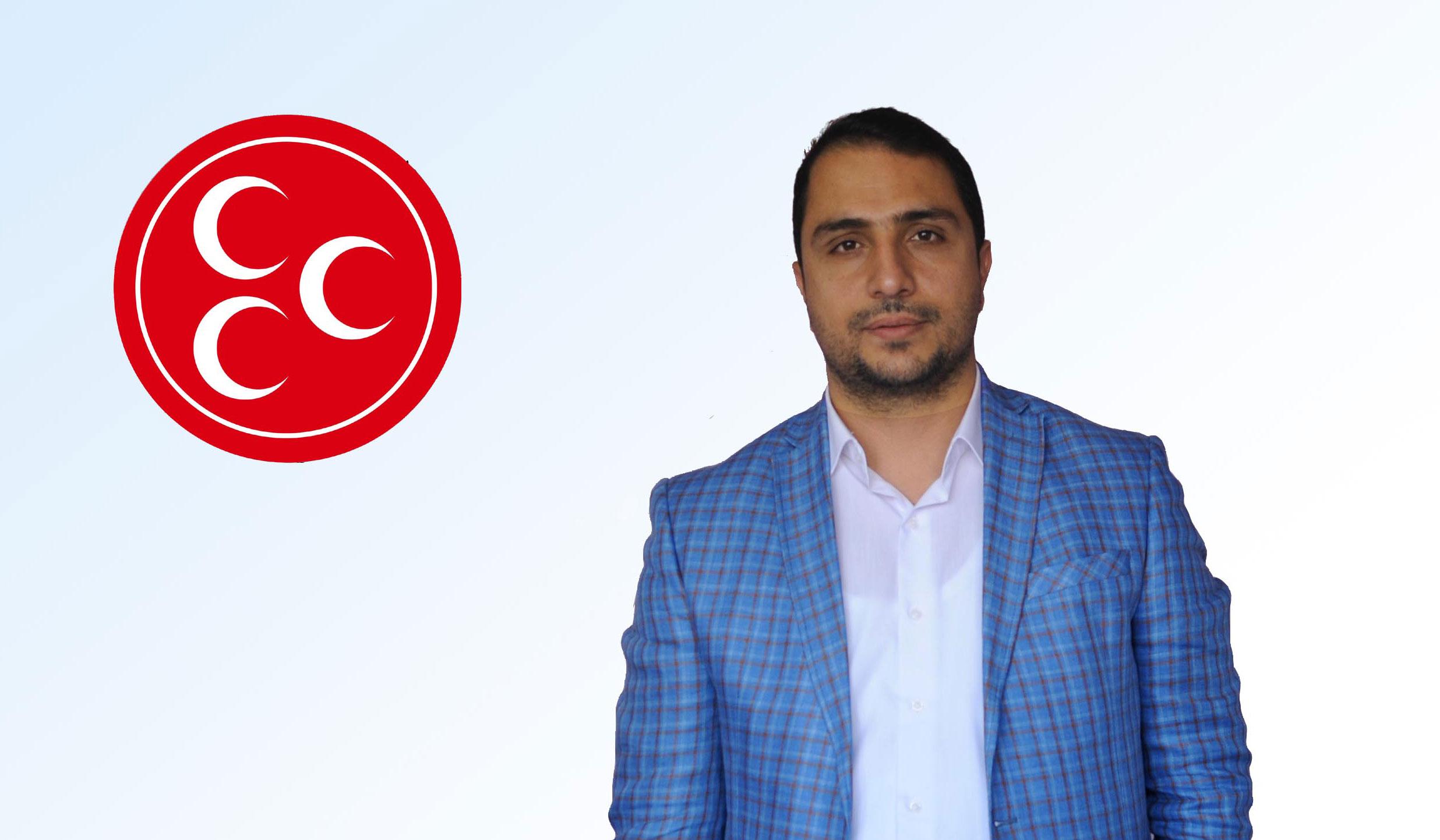 Solmaz MHP'den aday adaylığı için istifa etti