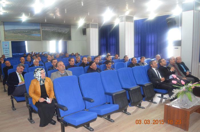 Belediye Personeline İş Güvenliği Eğitimi Verildi