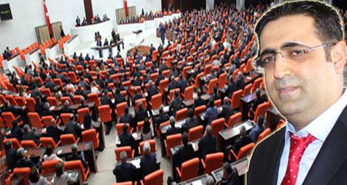 Bingöl'ün çukurları meclis gündeminde