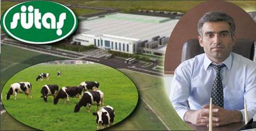 SÜTAŞ, Uygulamalı Süt Hayvancılığı Eğitimleri Veriyor