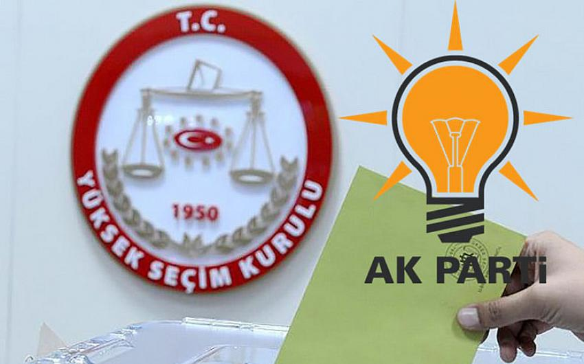AK Parti'de adaylık heyecanı