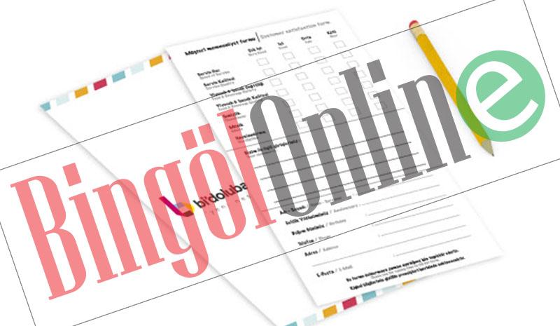"""Bingöl Online'den """"Anket çalışması"""" Açıklaması"""
