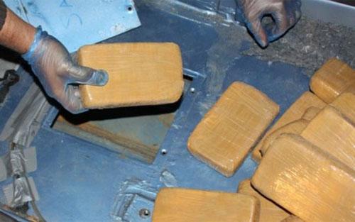 Bingöl'de 160 kilo uyuşturucu ele geçirildi