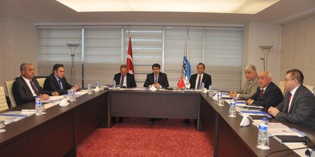 FKA, yönetim kurulu toplantısı Malatya'da yapıldı