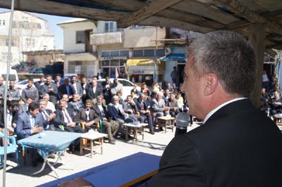 "Milletvekili Taş: ""AK Parti'ye sahip çıkalım"""