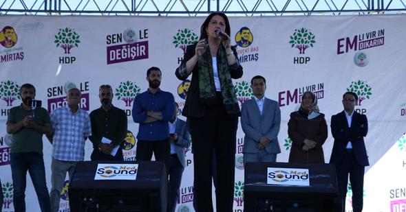 Buldan: Bize dinsiz parti diyorlar, biz dini AK Parti'den öğrenmedik