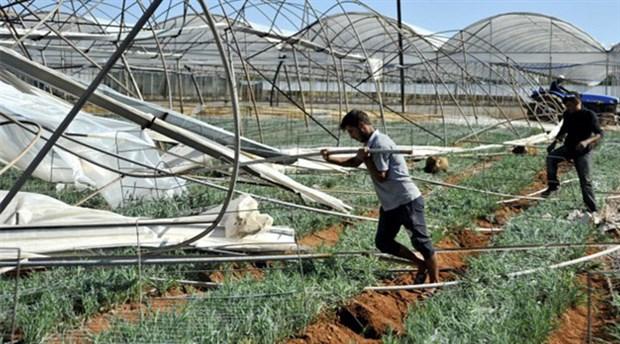 Çiftçinin Afet Borçlar Erteleniyor