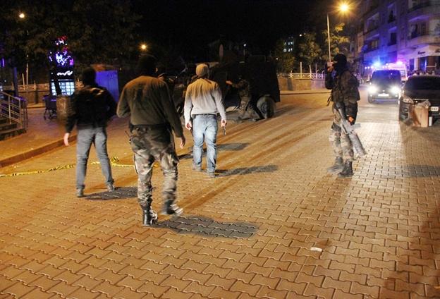 Bingöl saldırısında 7 gözaltı