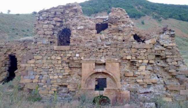 Bingöl'de 'tarihi yapılar' ilgisiz