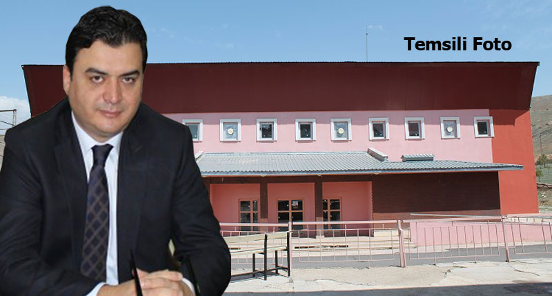 Servi'ye 300 Kişilik Kapalı Spor Salonu