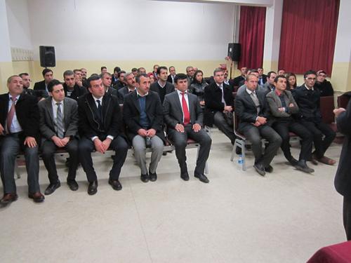 ''EĞİTİMCİLERİN EĞİTİMİ'' adlı program düzenlendi
