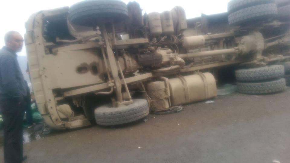 Solhan'da kaza: 1 ölü, 1 yaralı