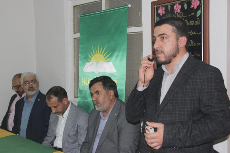 "AĞIRBAŞ: ""VATANDAŞ AK PARTİ'YE BİR FIRSAT DAHA TANIDI"""