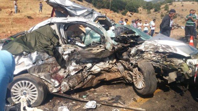 Bingöl de 1 yılda bin 608 kaza oldu