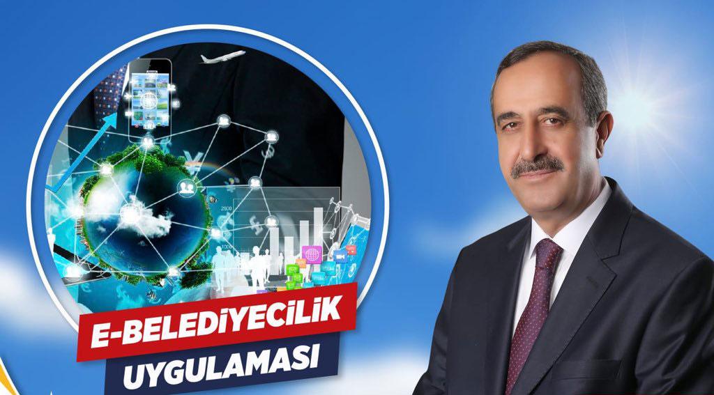 Genç Belediyesi 'E-belediyecilik' Sistemine Geçti