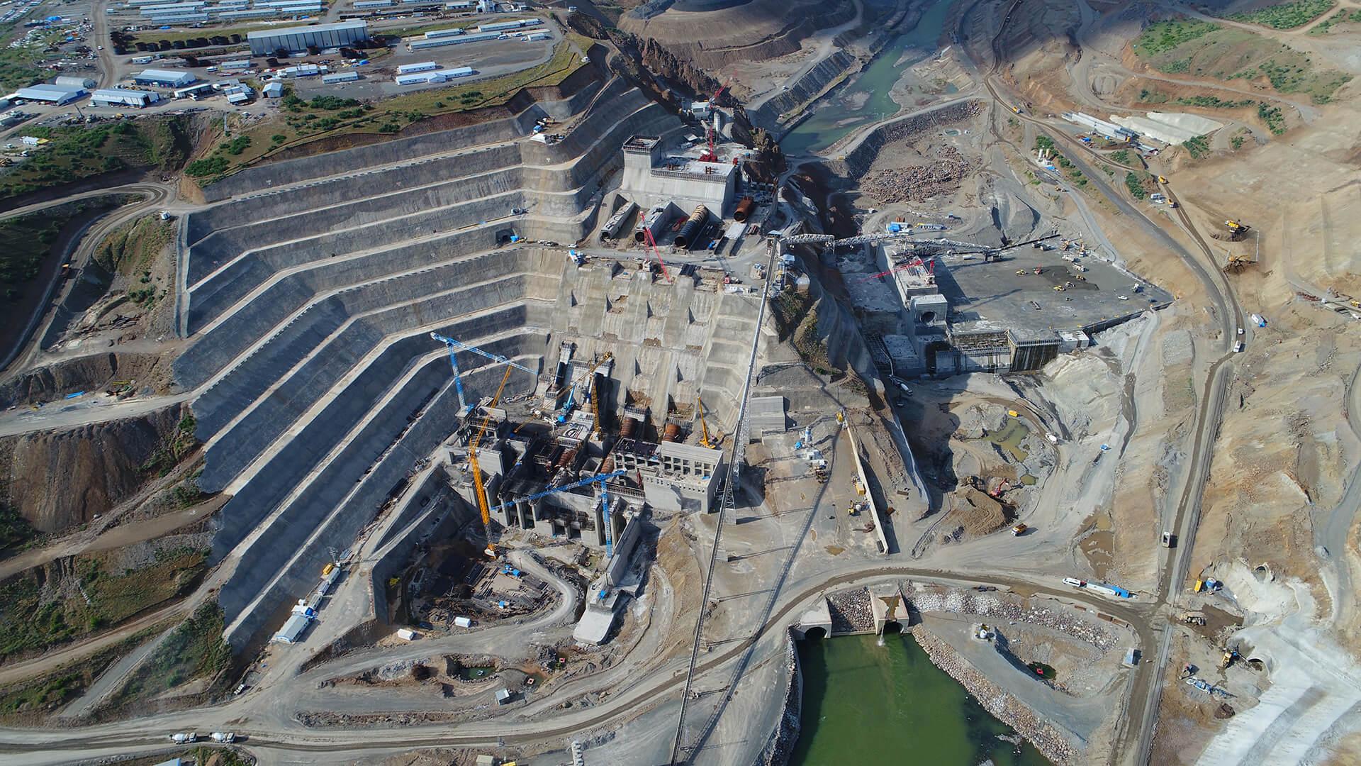 Baraj Çevresinde Kamulaştırma Kararı