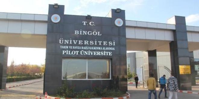 Öğrenciler, Bingöl Üniversitesinden Memnun Değil