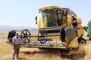 Bingöl'de Buğday Alımları Başladı