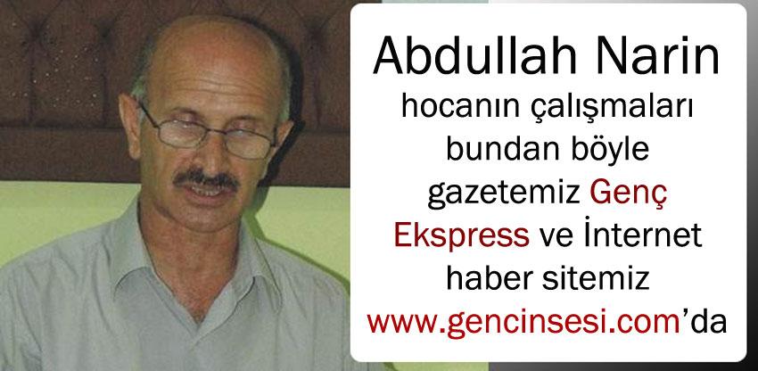 Narin Hoca'dan Zazaca şiirler