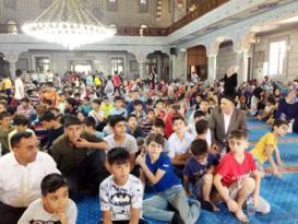 BİNGÖL'DE 20 BİN ÇOCUK KUR'AN KURSU EĞİTİMİ ALDI