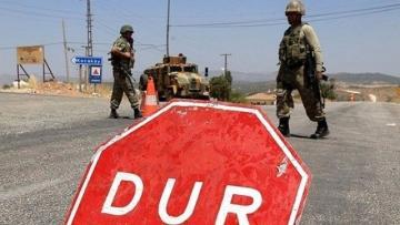 Genç'te '7 Bölge' Geçici Özel Güvenlik Bölgesi ilan edildi