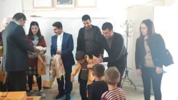 Anadolu Lisesi'nden Gönülaçan'a kardeşlik köprüsü