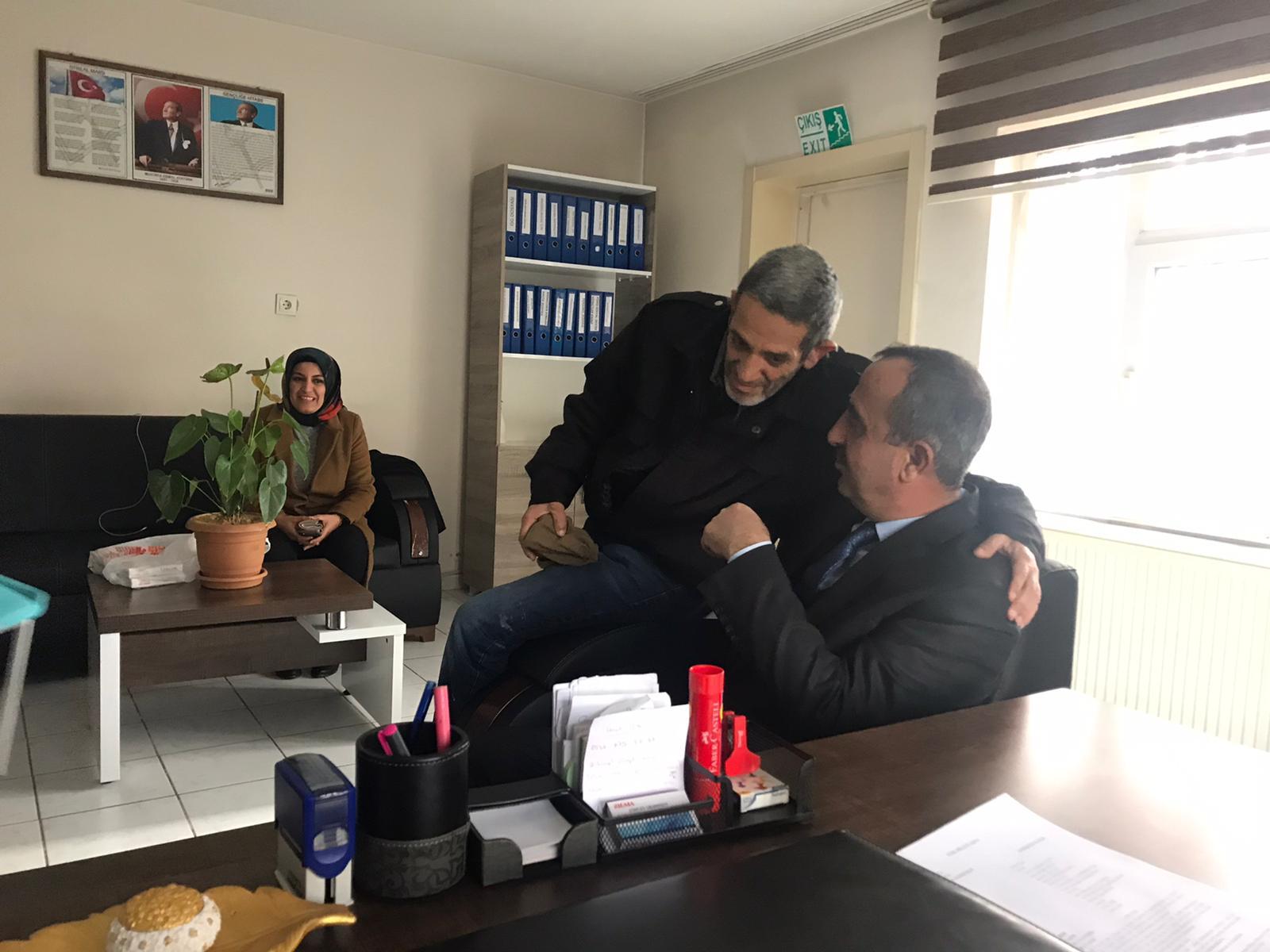 Başkan Dirik'ten Özel Bingöl Bakım Merkezine ziyaret