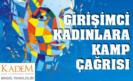 KADEM, Bingöllü Girişimci Kadınları inovasyon Kampı'na davet ediyor