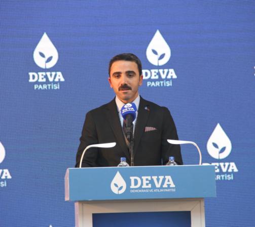 'KISIR DÖNGÜLER TEMELİNDE SİYASET YAPMAYACAĞIZ'