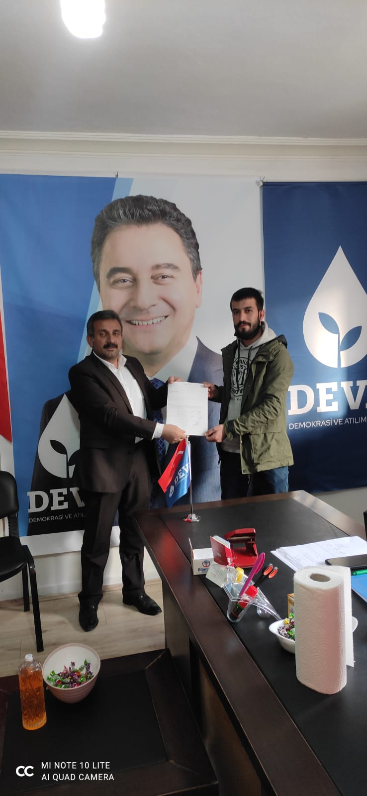 Gençlik Çalışmaları Başkanı Emin Karakaya Oldu