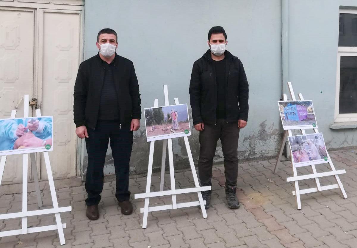 HÜDAPAR'DAN CUMA SONRASI COVİD-19 FARKINDALIĞI