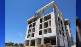BİNTSO Binası Yüzde 50 tamamlandı