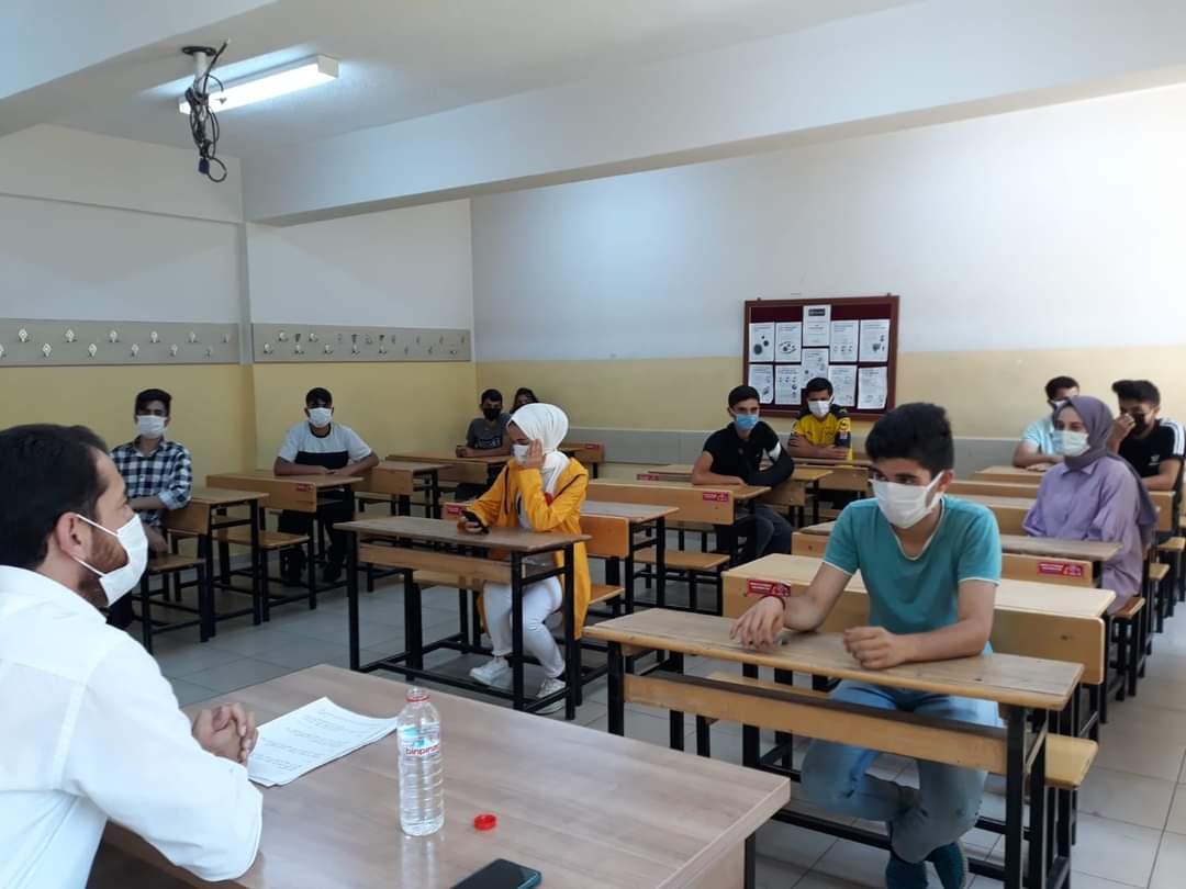 Müftülükten Öğrencilere Yönelik Seminerler