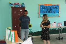 Özel Eğitim Sınıfı Yılsonu Sergisi
