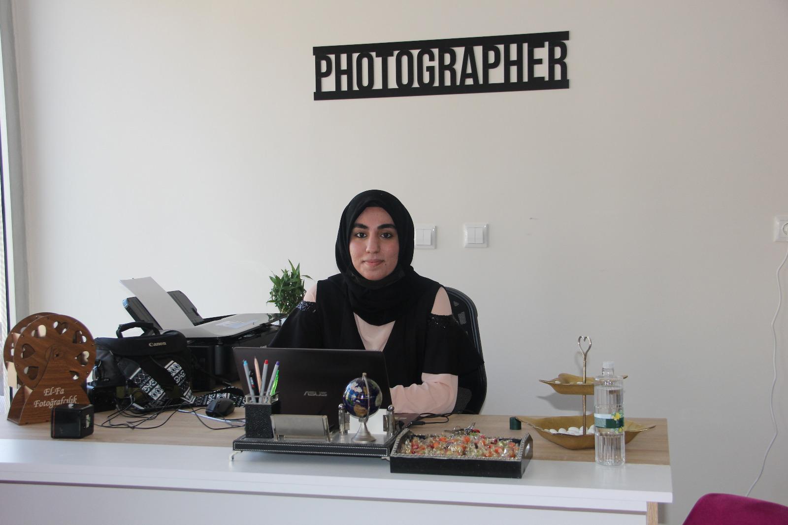 Genç'in İlk Kadın Fotoğrafçısı