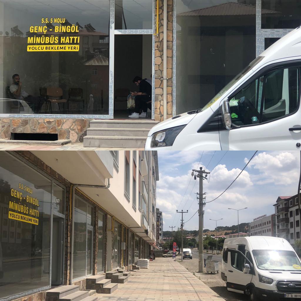 Yolcuların Mağduriyet Yaşamaması İçin Bekleme Salonu Açıldı